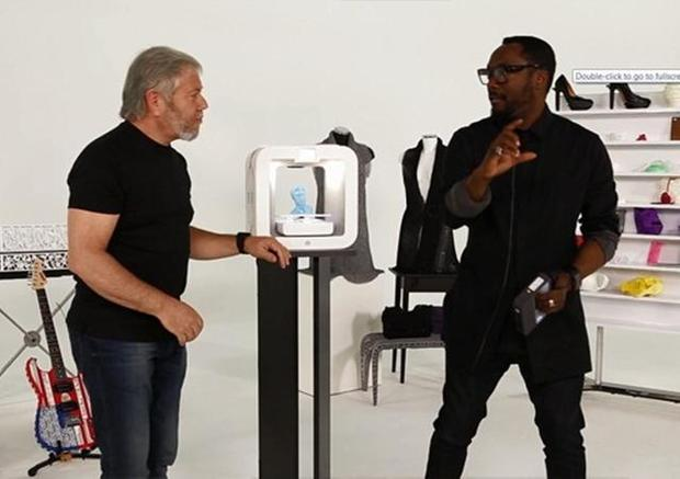 Rock Hill's 3D Systems names singer will i am as 'chief