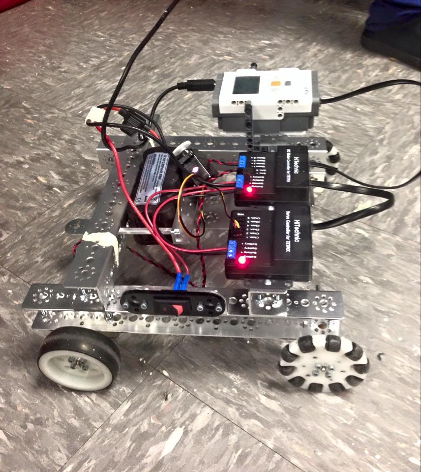 ftc-earlyrobot